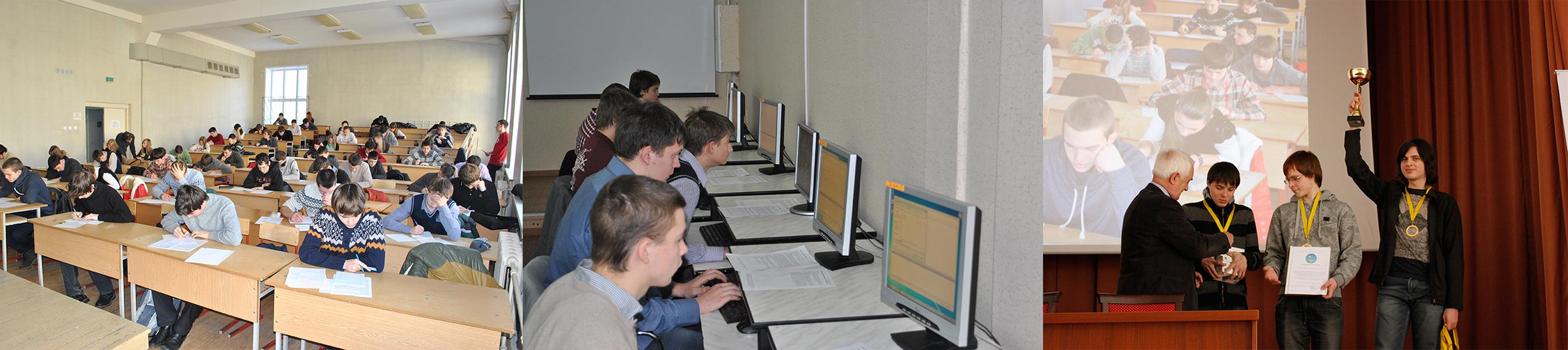 ФКН приглашает школьников на Олимпиаду Смарт Старт и Марафон информационных технологий 2016-2017